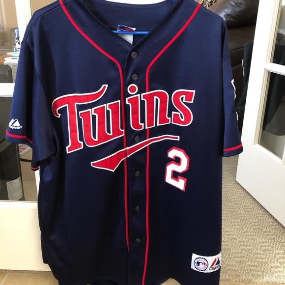 f74919f109a Majestic Shirts | Minnesota Twins Span Jersey | Poshmark